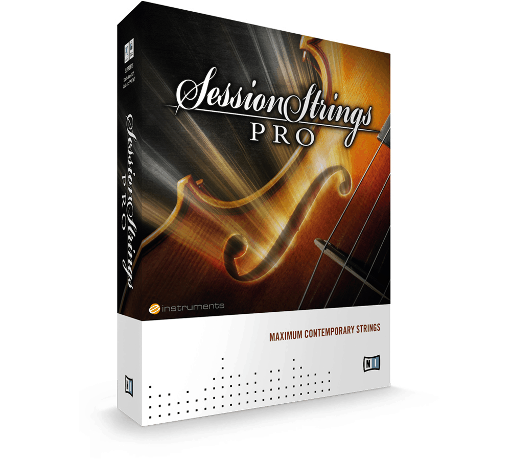 e-instruments session strings pro packaging