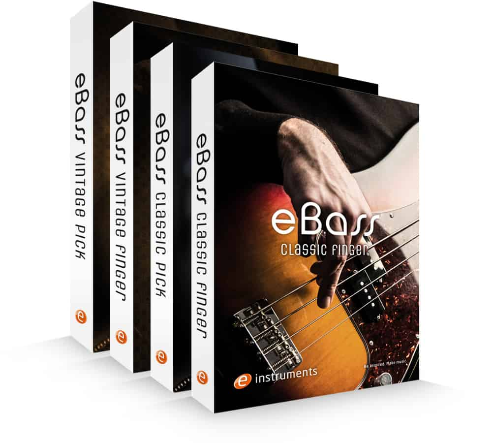 e-instruments eBass reviews