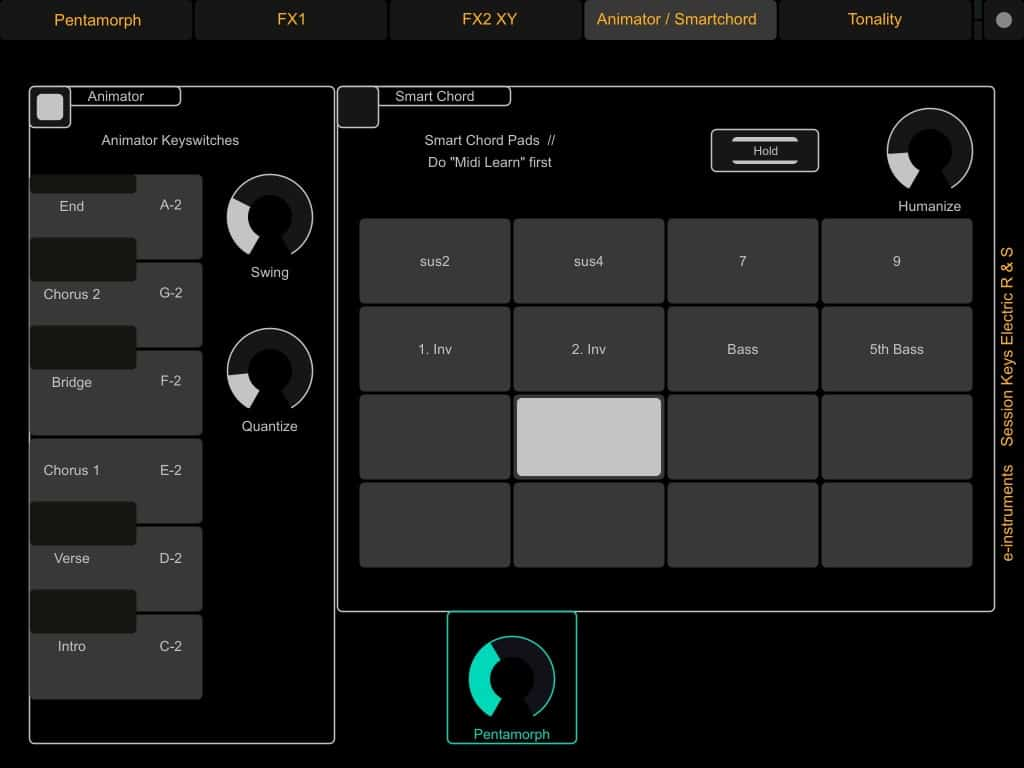 touchosc ipad animator