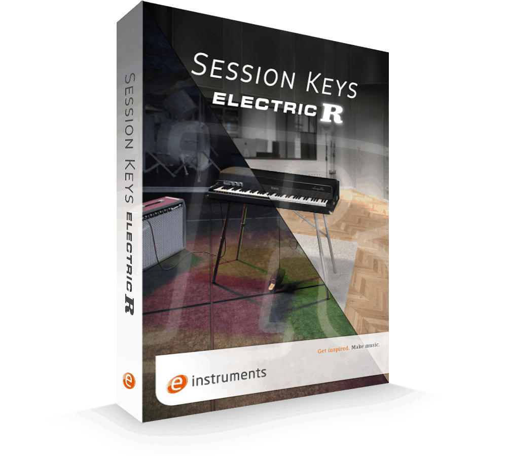 e-instruments session keys electric r packaging