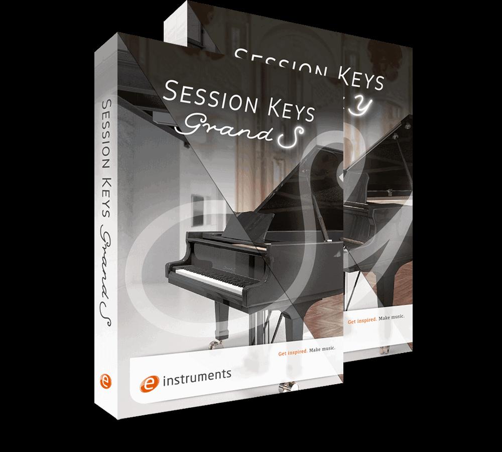 e-instruments session grand bundel packaging