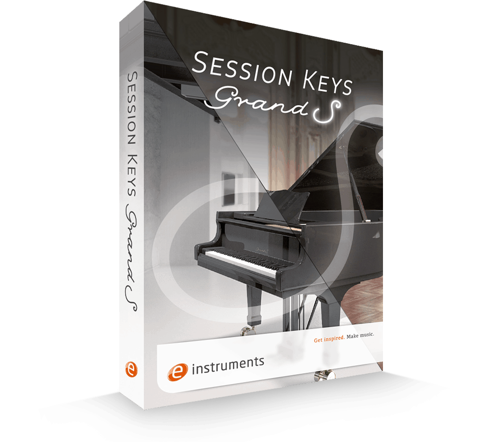 e-instruments session grand s packaging