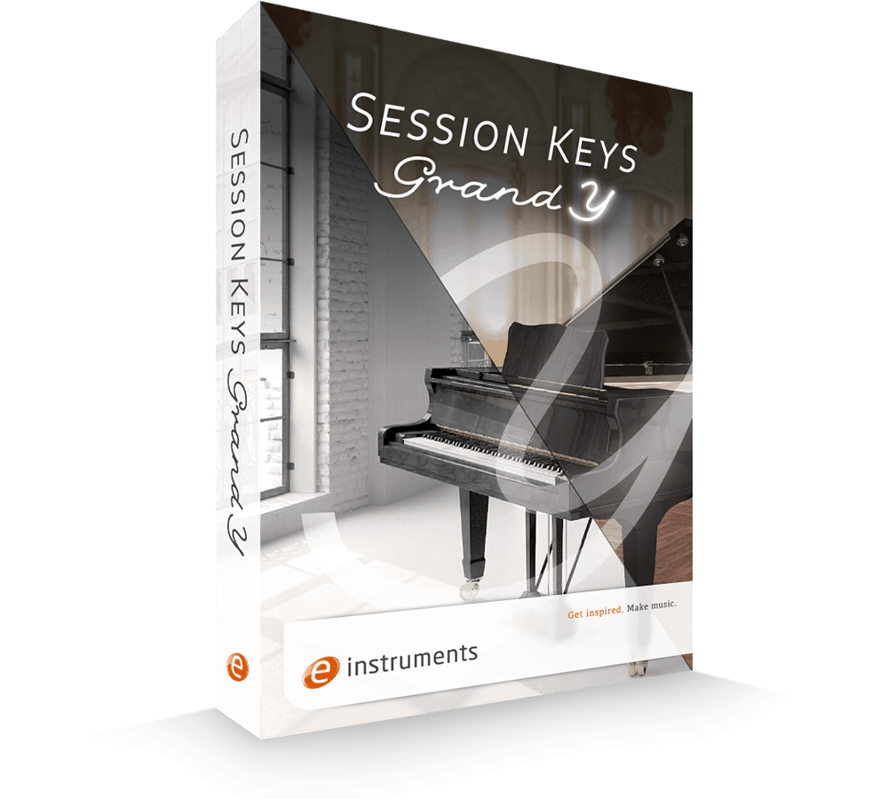 e-instruments session keys grand y packaging