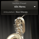 e-instruments session horns pro demosong