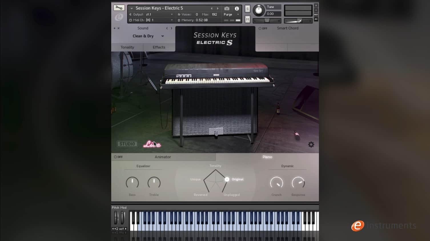 session keys electric s walkthrough