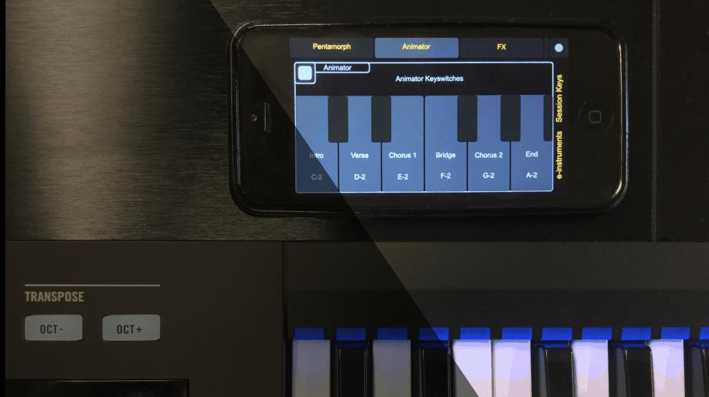 e-instruments TouchOSC