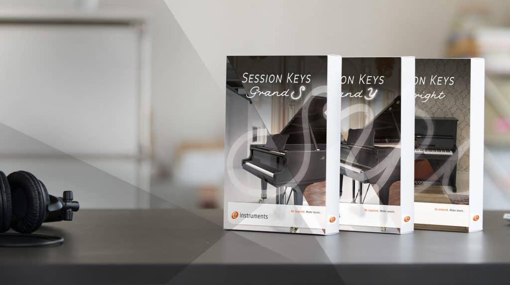 Session Keys Acoustic Bundle
