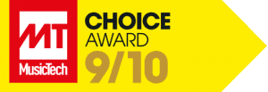 MusicTech Choice Award
