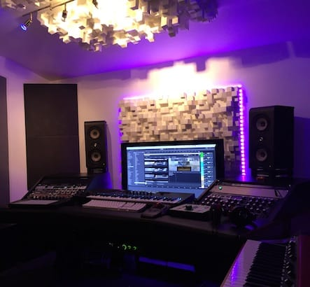 BUSTAFUNK Studio @ Paris