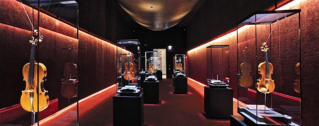 Gallery Museo del Violino
