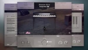 Session Keys Electric W Gui Shot Content